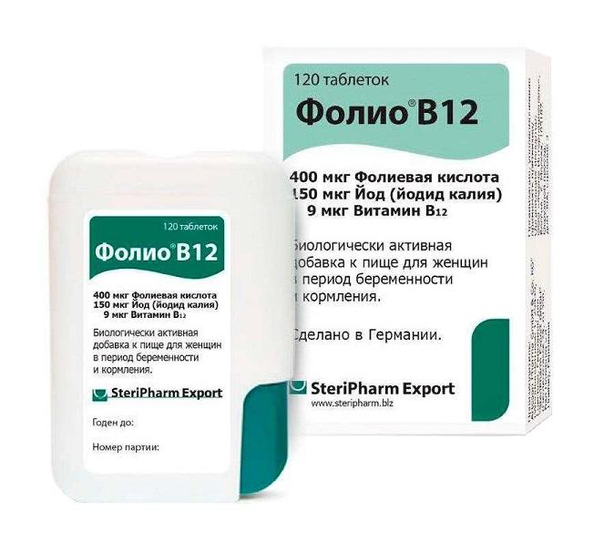 Применение витамина b12: инструкция и рекомендации