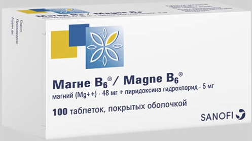 Магне b6 – инструкция + цена, аналоги и отзывы о применении