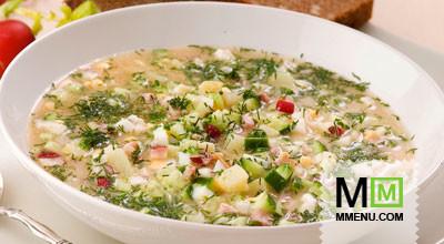 Можно ли похудеть на окрошке: диетический суп на кефире и квасе для похудения