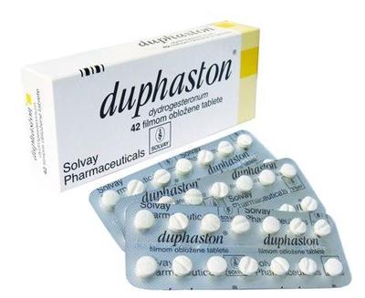 Лечение эндометриоза дюфастоном