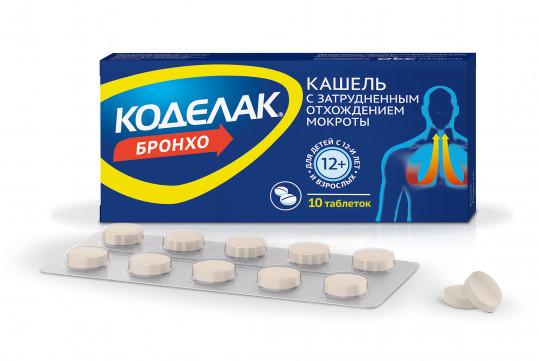Коделак бронхо − инструкция по применению, цена таблеток, аналоги, отзывы