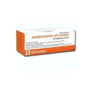 Лизиноприл тева - для эффективной нормализации артериального давления