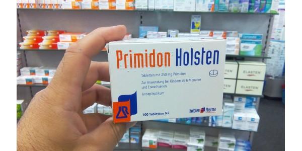 Лекарство примидон: инструкция к препарату и отзывы