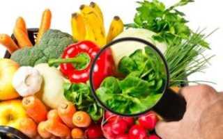 Правильное питание при жировом гепатозе печени