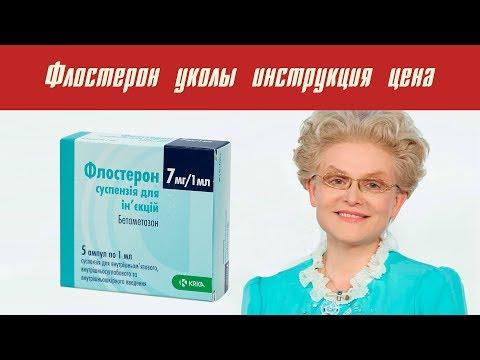 Почему при заболеваниях щитовидной железы назначают флостерон?