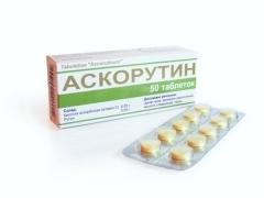 """Таблетки """"аскорутин"""": инструкция по применению, состав и отзывы"""