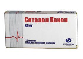 Особенности применения таблеток соталол и их аналогов, обзор отзывов кардиологов