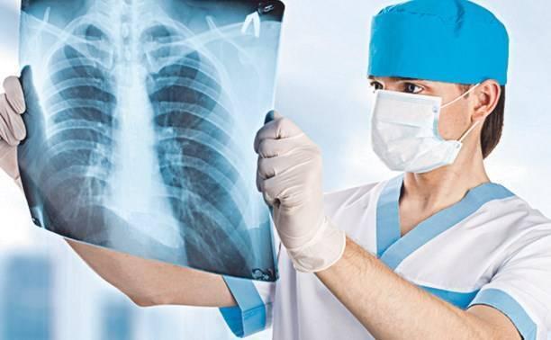 Вопрос: подозрение на туберкулез?