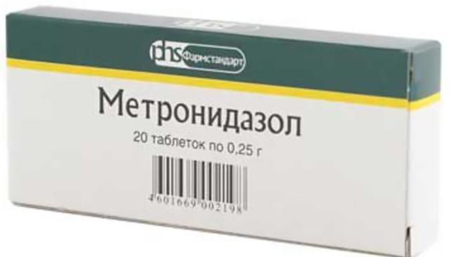 Метронидазол — аналоги препарата