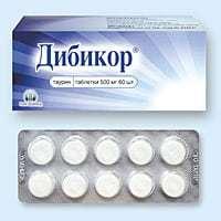 Показания к приему и инструкция по применению препарата дибикор