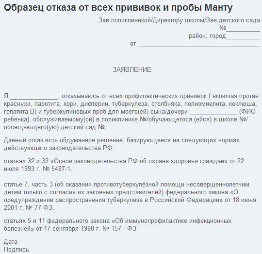 И еще раз. очень актуально. отказ от противотуберкулезной помощи - отказ от противотуберкулезной помощи - запись пользователя светлана (id1741285) в сообществе мы против прививок! в категории детский сад - babyblog.ru
