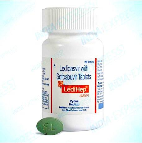 Софосбувир: лечение гепатита с