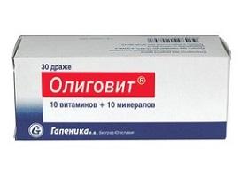 Олиговит: инструкция по применению, аналоги, цена, отзывы
