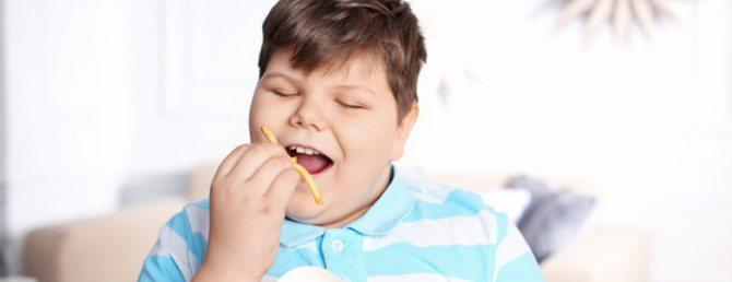 Лишний вес у ребенка. как похудеть без диет и ограничений в питании. ожирение у детей в 2020 году