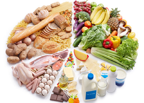 Как восстановить обмен веществ при помощи правильной диеты