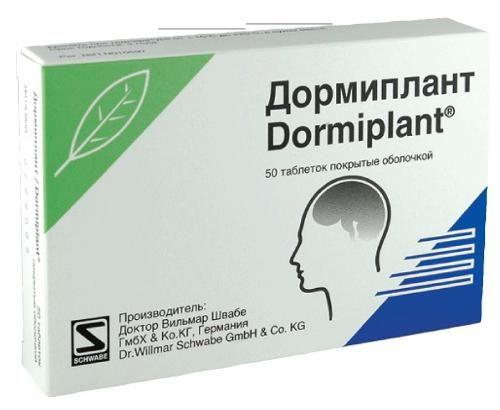 """""""дормиплант"""": инструкция по применению, отзывы, аналоги"""