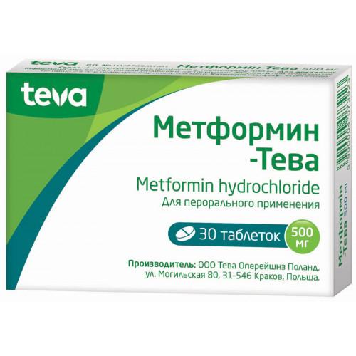 Метформин 850