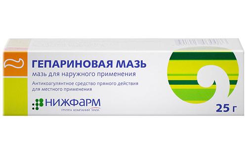 Гепатромбин и гепатромбин г - инструкция по применению, аналоги, отзывы, цена