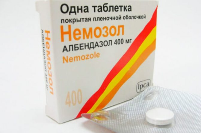 Как принимать препарат немозол детям или взрослым для лечения и профилактики - дозировка, аналоги и цена