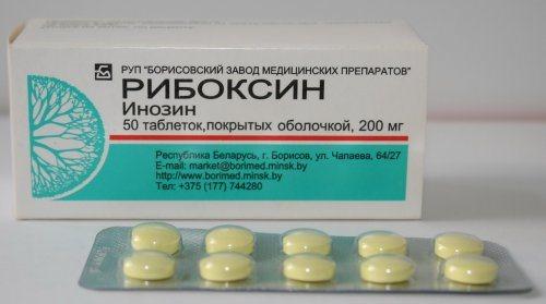 Рибоксин (riboxin) таблетки. цена, инструкция по применению, для чего он нужен, аналоги