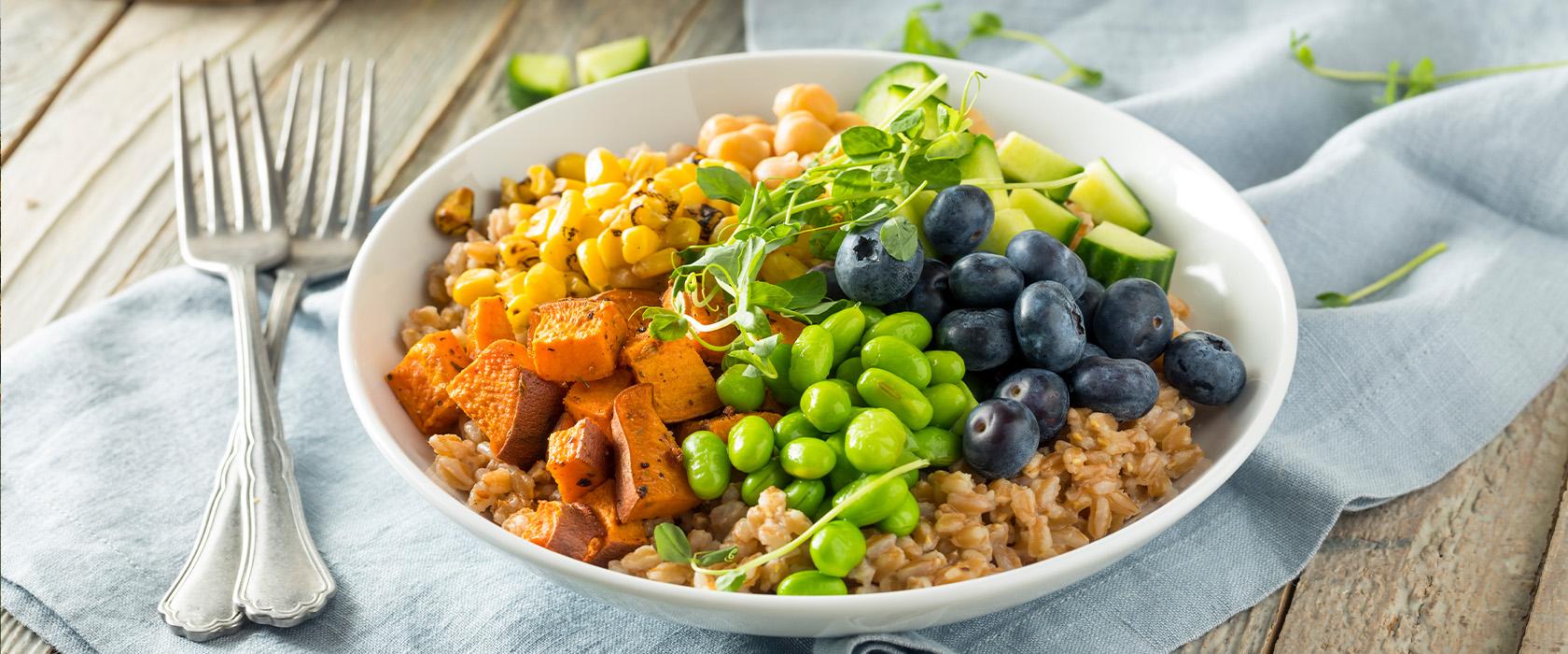 Питание по макробиотической диете: правила, польза