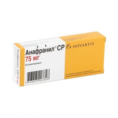 Кломипрамин: инструкция по применению, аналоги, цена, отзывы пациентов