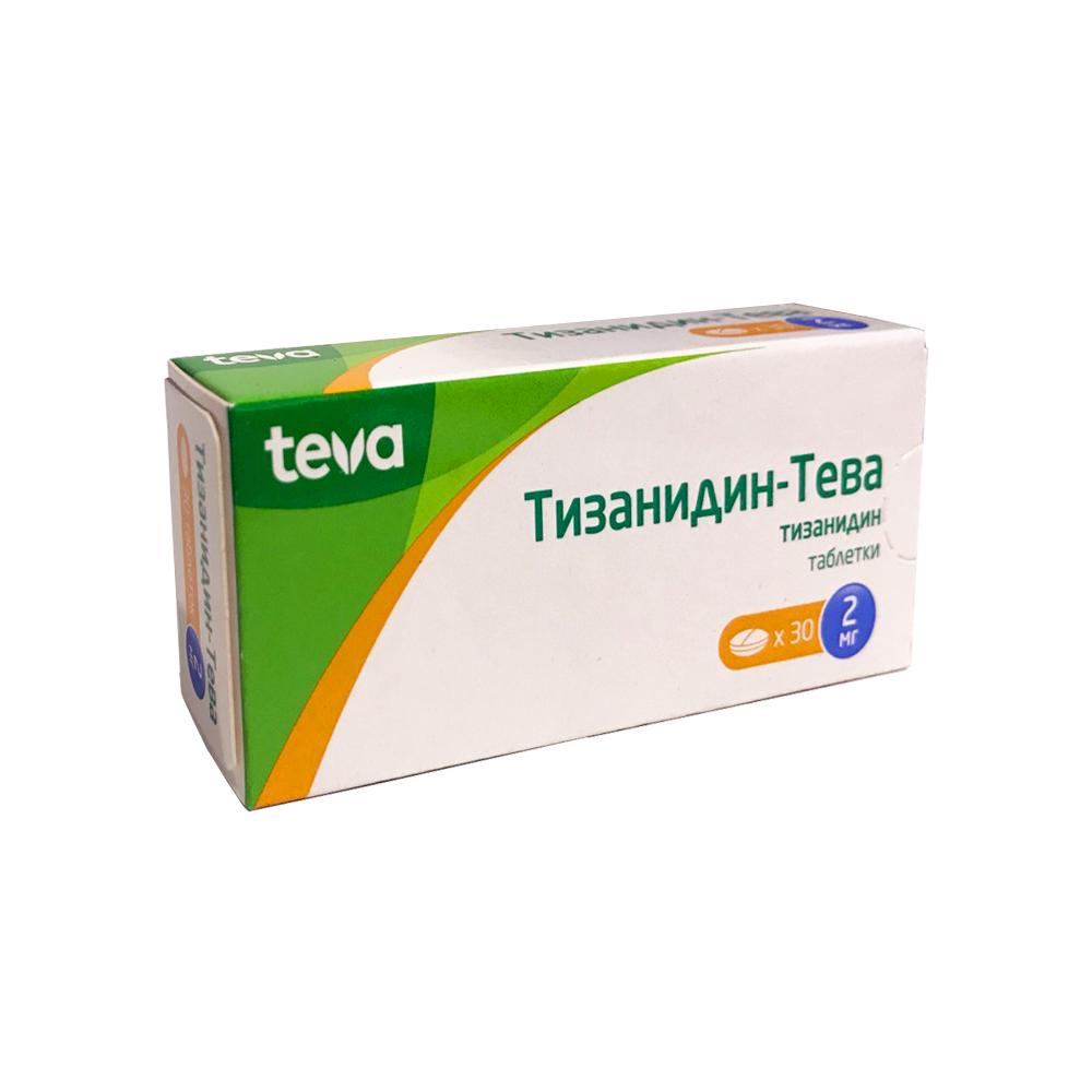 Тизанидин: инструкция по применению, показания, аналоги