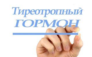 Нормальные значения гормонов щитовидной железы