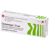 Препарат селинкро