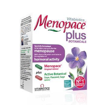 Менопейс и менопейс плюс