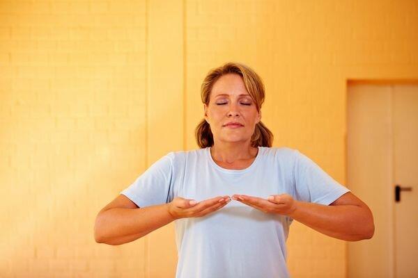 Лечебный массаж при бронхиальной астме