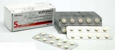 """""""коронал"""": показания к применению, отзывы. аналоги препарата"""