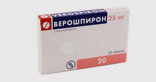 Верошпилактон – инструкция по применению, цена, отзывы, аналоги, таблетки