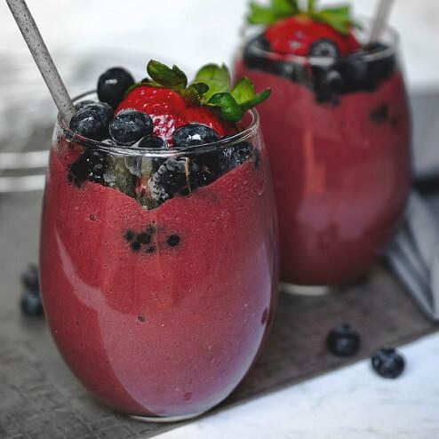 Диетические коктейли в блендере для похудения: рецепты