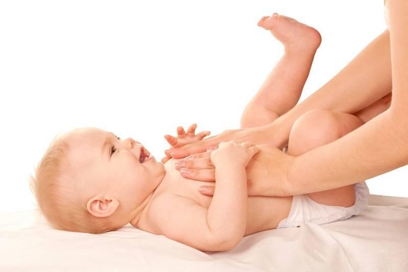 Когда нужен массаж при сухом кашле у ребенка