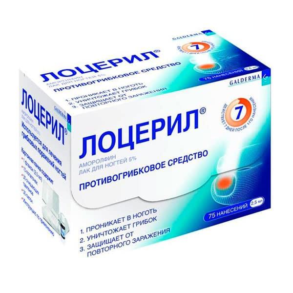 Аморолфин для лечения грибка ногтей: цена, аналоги и отзывы