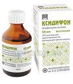 Инструкция по применению препарата ксидифон: аналоги и цена