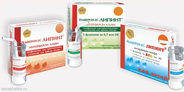 Лечение клещевого энцефалита человеческим иммуноглобулином