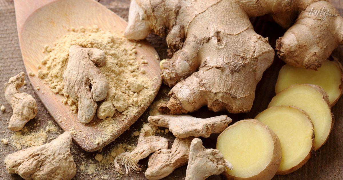 Имбирь при кашле – рецепт взрослому при простуде с лимоном и медом