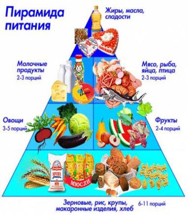 Основы и принципы правильного питания: что можно и нельзя есть?