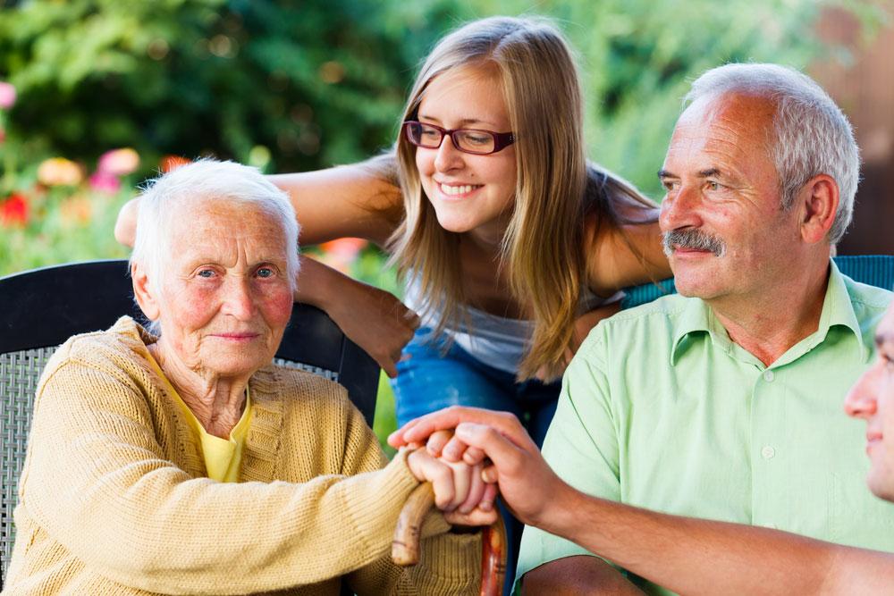Если у вашего близкого деменция. памятка для родных