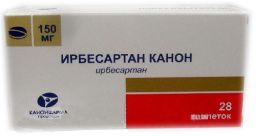 Ирбесартан канон инструкция по применению, отзывы и цена в россии