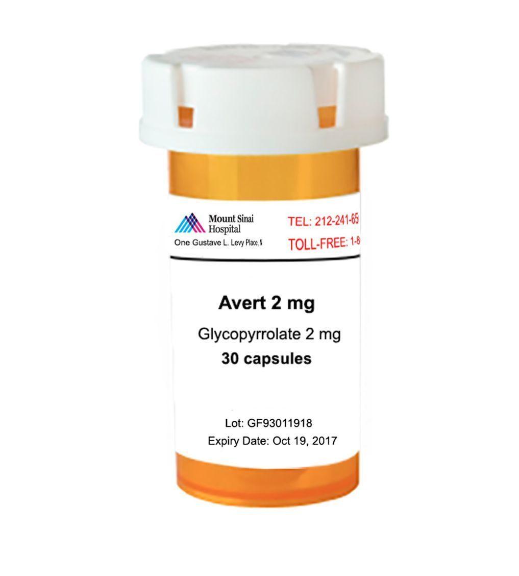 Гликопирролат (оральный) (cuvposa, robinul, robinul forte) - здоровая жизнь - 2020