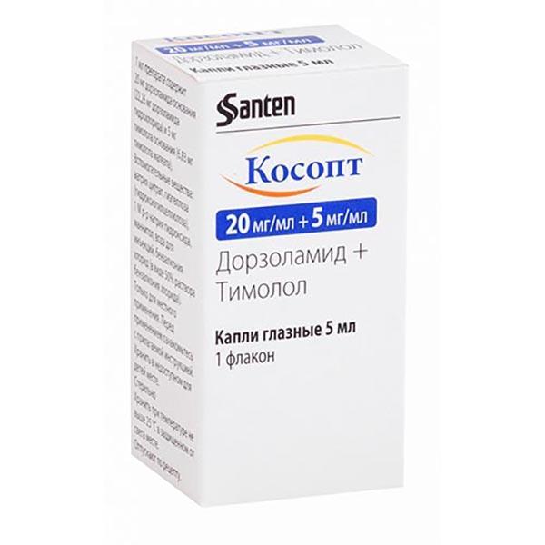 Особенности препарата косопт