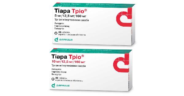 Тиара трио – инструкция, применение, аналоги препарата