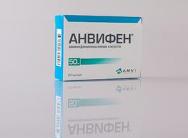 Анвифен – ноотроп нового поколения