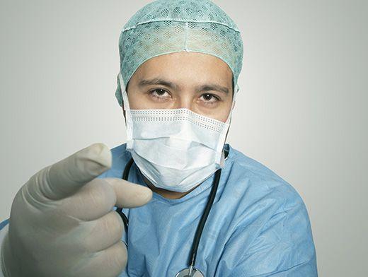 Операция при парапроктите (остром и хроническом)
