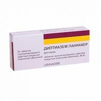 Знакомство с препаратом дилтиазем ланнахер