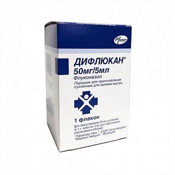 Флуконазол                                             (fluconazole)