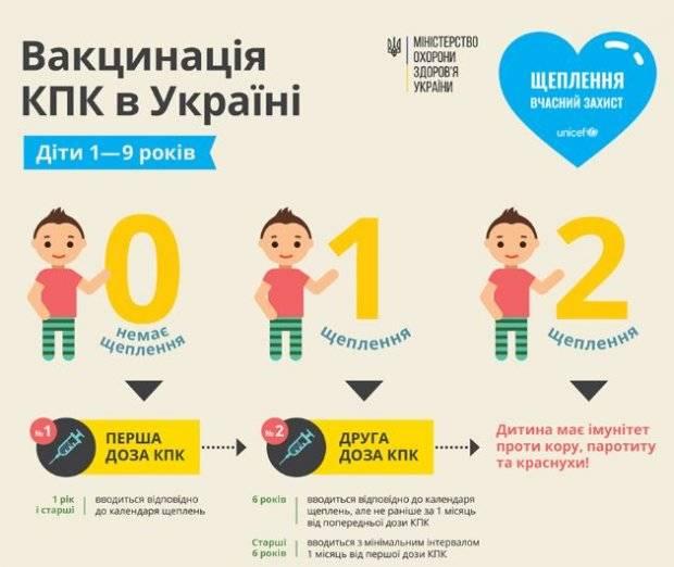 Для закрепления результата – какие прививки делают детям в 3, 4, 5 и 6 лет?